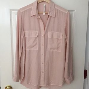 The Group Babaton Utility button up XS